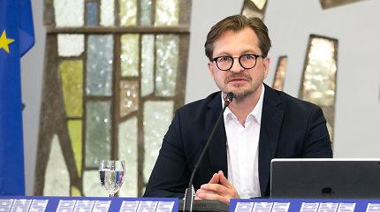 Nei R.Karbauskis, nei išrinkti europarlamentarai nepanoro aptarti EP rezultatų