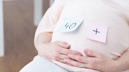 Noriu vaiko: kokie iššūkiai laukia vyresnių nei 35 metų porų. Gydytojo ginekologo patarimai