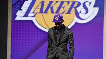 NBA sistemos yda – kaip talentų šaukimus griauna mainų taisyklės