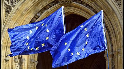 ES pritarė griežtesnėms sienų kontrolei ir kovos su terorizmu internete taisyklėms
