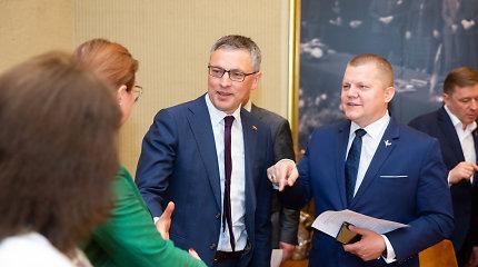 """Seime bijoma, kad dėl """"šnipų mainų"""" įstatymo Lietuva bus """"pažeminta ir išjuokta"""""""