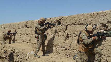 Afganistano Kundūzo mieste per išpuolį žuvo šeši afganų kariai