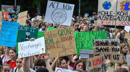 Jaunimas spaudžia AfD dėl klimato: anglies pramonė ar mūsų balsai?