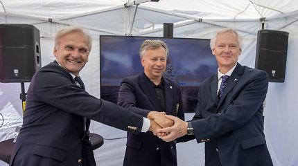 """Baltijos šalys vienija jėgas: """"Ambersail2"""" buria bendrą komandą prestižinėms lenktynėms aplink pasaulį"""