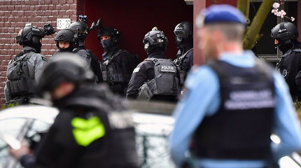 Policininko šeimos drama Nyderlanduose pareikalavo keturių gyvybių