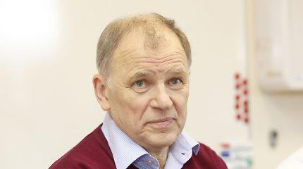"""Druskininkuose gydymą tęsiantis Vytenis Andriukaitis: """"Kasdien jaučiuosi vis tvirčiau"""""""