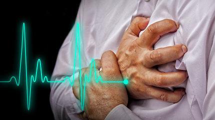 Santaros klinikų gydytoja kardiologė apie insulto ir infarkto pasekmes: kaip šias ligas atpažinti ir jų išvengti?