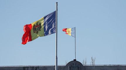 Moldovos parlamentas nepripažįsta teisėjų sprendimo dėl jo paleidimo