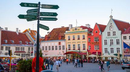 Estijos NT rinkos apyvarta per metus beveik nepakito