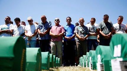 Serbijoje atnaujintas istorinės Srebrenicos žudynių bylos nagrinėjimas