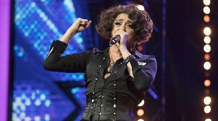 """""""X Faktoriuje"""" – """"drag"""" atlikėja iš Briuselio LaDiva Live: po grimu slepiasi 40-metis alžyrietis"""