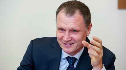 Audronis Navickas: niekas nesiruošė gabenti sraigtasparnių remontui į Rusiją
