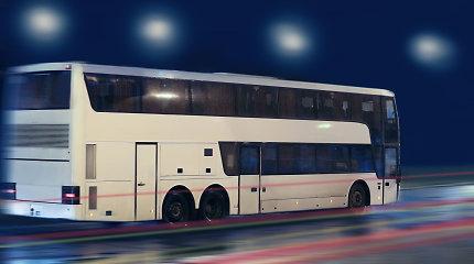 Tarpmiestinio susisiekimo autobusai pritaikomi važiuoti neįgaliesiems ir vežti dviračius