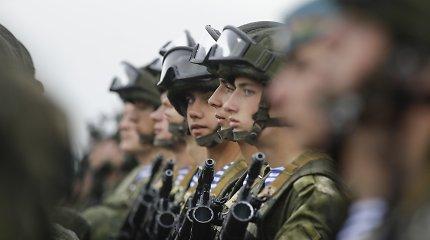 """Rusija ir Baltarusija planuoja bendras strategines pratybas """"Zapad 2021"""""""