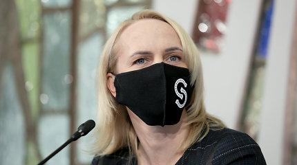 Vietoj K.Glavecko Seime dirbs Trakų merė E.Rudelienė