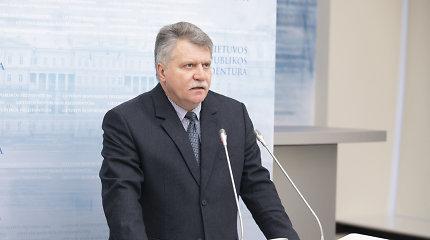 Per avariją Vilniaus rajone sužeistas prezidento patarėjas Vytautas Jonas Žukas
