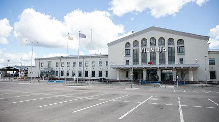 Rokas Masiulis: senąjį Vilniaus oro uosto terminalą norima griauti