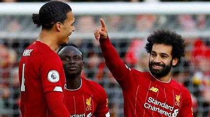 "FA taurės aštuntfinalyje – galima ""Chelsea"" ir ""Liverpool"" akistata"