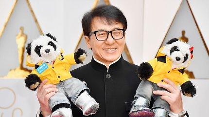Irano televizijos vadovas atleistas dėl Jackie Chano sekso scenos