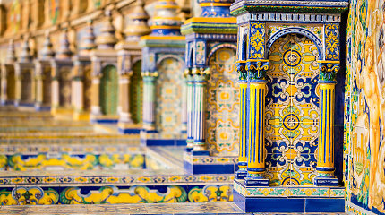 Kordoba, Sevilija ir Granada