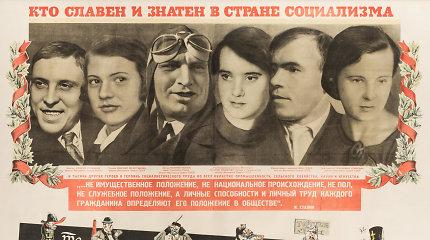 Garsiausios sovietinės propagandos kampanijos: didvyris P.Morozovas ir iš lėktuvų barstomi Kolorado vabalai