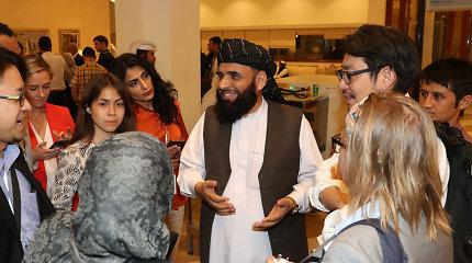 Afganistano konferencija sustiprino viltis dėl taikos