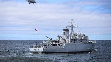 Lietuvos kariuomenė naują laivą rinksis iš septynių pasiūlymų