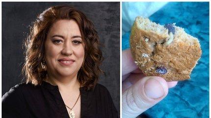 """Kirminą sausainyje radusi Rima Antonovienė atsisako maisto paramos: """"Tai yra visiškas pažeminimas"""""""