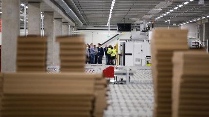 Pramonė Lietuvoje šiemet augo 4,3 proc. iki 15,4 mlrd. eurų