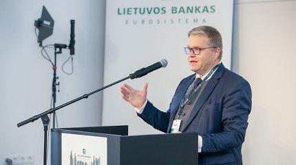 V.Vasiliauskas: siūlomas bankų mokestis – grubiausias apmokestinimo modelis