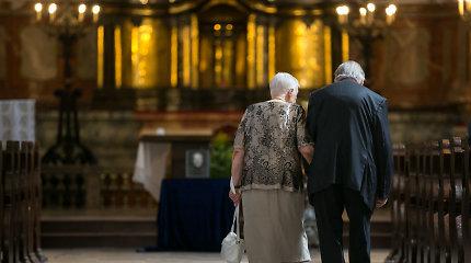 Bendražygiai: G.Ručytė-Landsbergienė buvo vienas iš V.Landsbergio stiprybės šaltinių