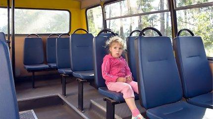 Pakruojo rajone gyventojams svarstoma viešuoju transportu leisti važiuoti nemokamai