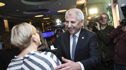 V.Ušackas: realūs galimi prezidentai – I.Šimonytė ir tas žmogus, kurį parems R.Karbauskis