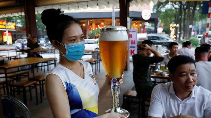 Ko Vietnamui COVID-19 akivaizdoje pavydi visas pasaulis?