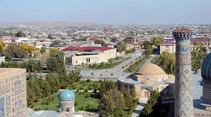 Uzbekistano sostinėje per griūtį metropoliteno statybose žuvo 6 žmonės