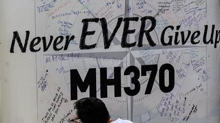 Tyrėjai: netoli galimos MH370 lainerio sudužimo vietos 2014-aisiais aptikti keli neaiškūs objektai