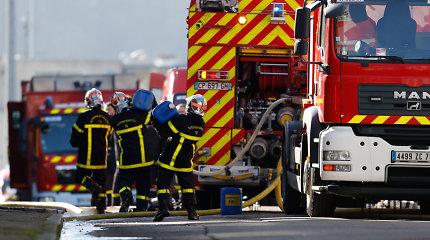 Prancūzijoje per sprogimą fabrike žuvo du žmonės