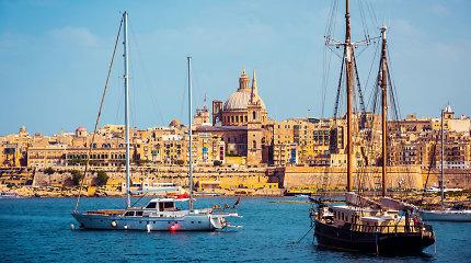 P.Ambrazevičius apie spūstį Maltoje, gamtą įsimylėjusius islandus ir aplinkosaugą