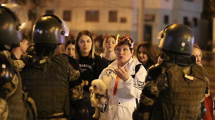 Jaltos administracijos vadovo pavaduotojas atleistas už paramą baltarusių protestuotojams