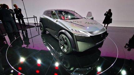 """Ar taip ir atrodys trečios kartos """"Nissan Qashqai"""" su internetiniu Avataru?"""