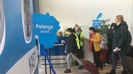 Iš Palangos ėmė skraidinti į Bergeną: tikimasi keleivių iš Latvijos