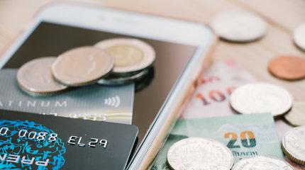 Svarstoma galimybė trečiųjų šalių verslams atsidaryti sąskaitas e.pinigų įstaigose
