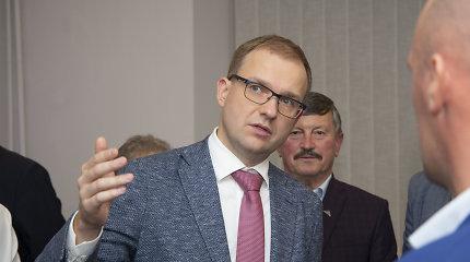"Lietuvos advokatūra pradeda tyrimą dėl advokatų kontoros ""Glimstedt"" santykių su V.Gapšiu"