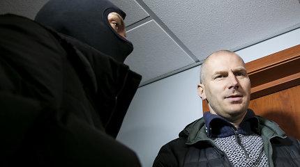 """Kauno policijos skandale D.Karalukas liks suimtas 15 parų: """"Jaučiamės gerai, viskas gerai"""""""