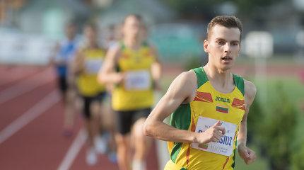 Simo Bertašiaus driokstelėjimas Belgrade: pagerino Lietuvos rekordą