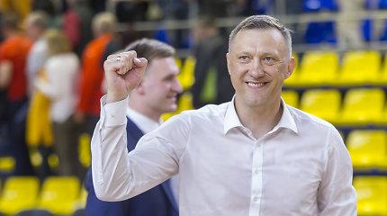 """Žydrūnas Urbonas liks prie """"Juventus"""" vairo"""