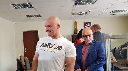 Teismas skelbs sprendimą B.Vyšniausko dopingo platinimo byloje
