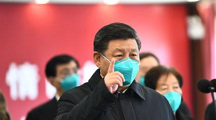 Koronavirusas, konkurencija ir kodėl Xi Jinpingas iš tiesų silpnas: į Kiniją slenka politinės audros?