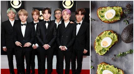 """""""Quartz"""" antro dešimtmečio apžvalga: skrebutissu avokadu ir Pietų Korėjos grupė """"BTS"""""""