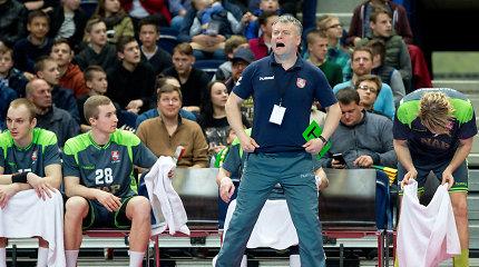 Ko reikia, kad Lietuvos rankininkai žaistų Europos čempionate?